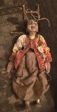 Antique Vintage Adult Burmese Marionette Puppet Anatomically Correct w/ Phallus
