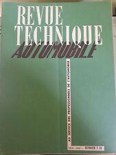 revue technique automobile n35 fev1949  citroen t23  buick transmission dynaflow