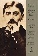 In Search of Lost Time, Volume 1: Swann's Way, Marcel Proust, Good Book