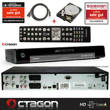 ➨ OCTAGON SF1018 HD Alliance DVB-S2 H.264 TwinTuner PVR SAT Festplattenreceiver✅