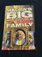 Vintage Madea T-Shirt Tyler Perry Big Happy Family BET Large RARE GREAT GIFT