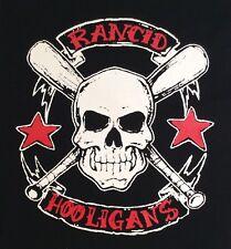 RANCiID Hooligans  big back patch punk oi ska