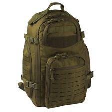 Highland Tactical Roger Tactical Backpack Laser Cut Webbing Olive Green