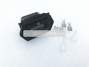 with Remote Control 361-7151 3617151 Timer Meter REPLACE CAT Caterpillar