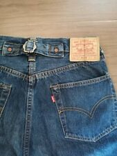 Levis 501XXc 1937, Valencia 555, Size 31 x 36 Redline, Big E, Made in USA