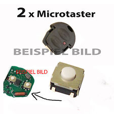 Für Seat ~ Schlüssel Funkschlüssel Fernbedienung Taster Mikroschalter Schalter