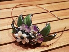 Handmade headband - original pieces Pearl's and gems