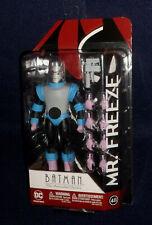 "DC Collectibles Batman: The Animated Series MR. FREEZE 6"" Action Figure 48 BTAS"