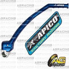 Apico blue lancer KICK STARTER LEVIER Pédale Pour Yamaha YZF 250 2010-2015 nouveau