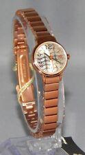 Orla Kiely OK4016 Ladies Frankie Rose Gold Plated Watch
