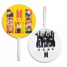 KPOP BTS Bangtan Boys Hand Fan Summer Handmade Fans Gift JUNGKOOK JIMIN V
