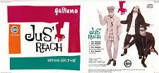 MAXI CD GALLIANO JUS' REACH 4 VERSIONS DE 1991 TBE