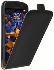 mumbi Ledertasche für Samsung Galaxy A5 (2017) Tasche Hülle Case Cover Flip-Case