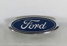 FORD GRILLE EMBLEM NEW GENUINE OEM GRILL BLUE OVAL BADGE sign symbol logo name