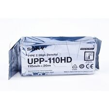 Sony Original Thermal Paper for UP-890MD Printer 10 rolls per case (UPP-110HD)