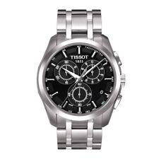 Tissot T035.617.11.051.00 COUTURIER GENT Quarz Chronograph Edelstahl Herrenuhr