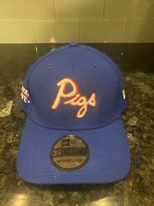 Lehigh Valley Ironpigs New Era 9Thirty MiLB Phillies Hat M/L Baseball Cap Hat
