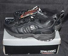 NOS VTG Spalding SPALD BENNETT White Mens Shoes RARE!!!!  9.5