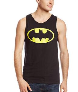 Batman Classic Symbol Logo Tank Top