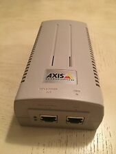 Lot Of 12 AXIS T8123 High POE-30W Midspan 1-Port Model 5014-204 QTY Available
