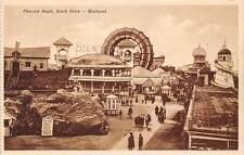 Blackpool Pleasure Beach South Shore Promenade Big Wheel Lighthouse
