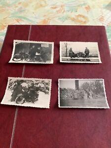 Foto, ww2, Wehrmacht, wh, kradmelder,feldgendarmerie, Polen , div Aufnahmen