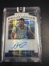 2014-15 Panini NBA Final Marcus Smart RC 1/1 Private Sign Autograph Auto Celtics
