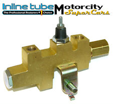 70-71 Mopar E-body 71 B Body Plymouth Cuda Dodge Challenger Disc Brake Valve