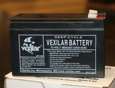 Vexilar Marine V-100 Replacement Battery for all Vexilar Ice Fishing Packs