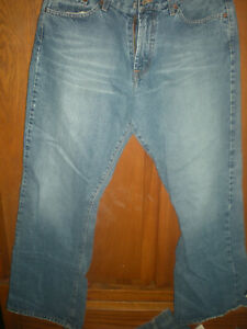 Lucky Brand Dungarees Fender Classic Jeans 36 x 33
