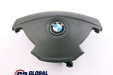 *BMW 7 Series E65 E66 E67 Sport Driver's Side Airbag Steering Wheel Grey 6761952