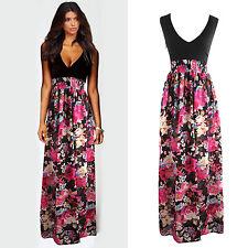 Cocktail V Neck Boho, Hippie Unbranded Dresses for Women