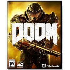 Doom 2016 / Doom 4 IV PC Key STEAM Download Code DE/EU