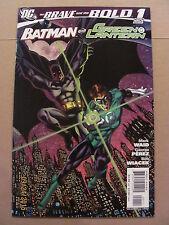 Brave and the Bold #1 DC 2007 Mark Waid George Perez Batman 9.6 Near Mint+