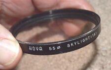 Hoya Skylight 1A 55 mm Filter used