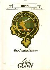 SCOTTISH HERITAGE: CLAN GUNN scotland history tartan genealogy