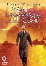 What Dreams May Come Annabella Sciorra, Cuba Gooding Jr., Rosalind NEW UK R2 DVD