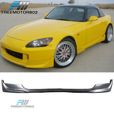 Fit For 04 05 06 07 08 09 Honda S2000 AP2 OE Style Front Bumper Lip (Urethane)