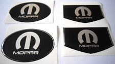 Chrysler 300c Mopar Logo badge set (grille, rear wing & fender shields)