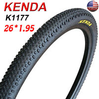 KENDA Mountain Bike 26*1.95 inch K1177 65PSI Non-Slip Tire Drainage Durable Tyre