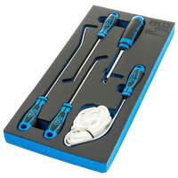 Kfz Scheiben Ausbau Werkzeug Set 5-tlg. Windschutzscheibe austauschen Auto Glas