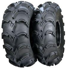 ITP Mud Lite XL ATV Tires Mud Set of 4 Tire 6 Ply 26x9-12 26x10-12 New 56A343