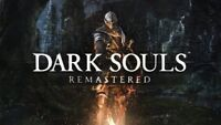 Dark Souls remastered PS4 Souls Package PlayStation 4