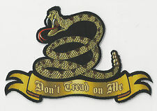DON'T TREAD ON ME  NON-TRADITIONAL - STICKER