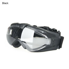 Tactical Military Airsoft Anti-fog Dust Regulator Safety Goggles Glasses w/Fan