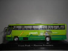 PLAXTON PREMIERE TRANS PEAK BUS COLLECTION #116 PREMIUM ATLAS 1:72