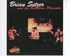 CD BRIAN SETZER	and the bloodless pharaohs	EX (B1828)
