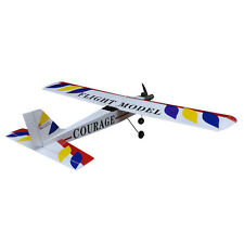Free Shipping RC plane model Nitro Trainer airplane ARF 4CH Courage-10 59.4""