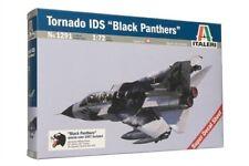 Italeri Modellino Aereo Tornado IDS 'black Panthers' Scala 1 72