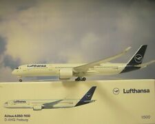 Herpa Wings 1:500  Airbus A350-900  Lufthansa D-AIXQ 532983-001 Modellairport500